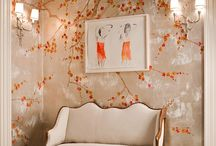 Mural furniture inspiration