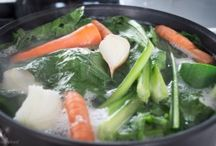 Healthy Soup Recipes / Wholesome, deliciously warming and healing soups.