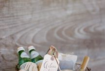 Wedding Welcome Baskets / Fun ideas for wedding guest welcome baskets