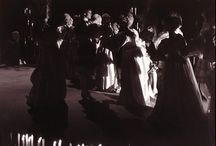 MES PROD: LA RELIGIEUSE PORTUGAISE , TRAGEDIE/BALLET / J'ai toujours été bouleversé par ce grand texte : Lettres de la Religieuse Portugaise de Mariana Alcoforada l'un de plus grands textes sur la passion amoureuse. J'ai imaginé un spectacle dans lequel mélanger le texte- dit par Catherine Lecouet- la danse , la musique : Concerto pour orgue et percussions de Francis Poulenc, adagio du quintette à deux violoncelle de Schubert, Passion de Penderecki.