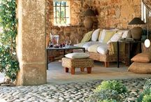 Outdoor Spaces / by Jennifer Patton-Banks