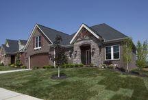 Richmond Custom - Floor Plan / Jagoe Homes, Inc. Project: Lake Forest, Custom Home. Location: Owensboro, Kentucky. Parade of Homes, Owensboro.