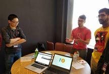 Hackathons and Game Jams