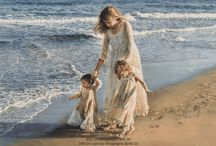 At the Beach and Summertime / by JoMarie Radcliffe