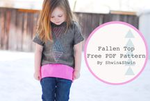 Mostly free sewing patterns / Free sewing patterns and affordable download patterns (sewing)