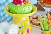 Birthday party ideas / by eva reyes
