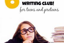 Teen Outreach Ideas / School Visits