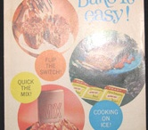 The Vintage Kitchen: cook books, pamphlets, cook wear (as in aprons) and other linens