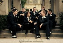 Fun Groomsmen Pictures