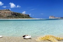 Crete Beaches / Crete | Chania | Holidays in Crete | a perfect place for your Holidays in the Greek Islands  . Falasarna , Vai , Vai Palm Beach , Elafonisi , Balos , Gramvousa , Maleme , Sougia .