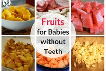 Fruits for babies without teeth