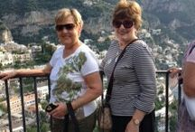 Photos from travelers on our Sorrento trip September 2014 / Two lovely ladies so enjoyed their trip to Sorrento that they wrote a glowing review and shared some photos!