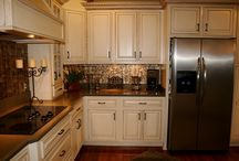 kitchen / by Becky Lukow