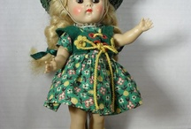 Ginny Dolls / by Sherrill Hunter Woody