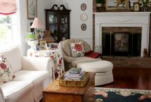 Southern Style Decorating / Southern Style Decor