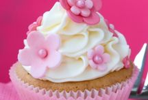 Decorate a cupcake / Cake