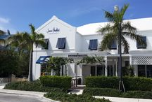 Our Office / Street View of James Hamilton Architects office in Providenciales. Turks and Caicos Islands