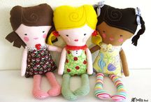 Dolls and Softies