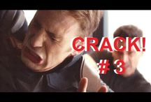 MARVEL CU CRACK ' D / Your favourites in hilarious videos! Live through this marvelous (wink) drama again!