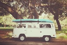 VW Bus Lifestyle / amazing shots of the fabulous iconic vehicle