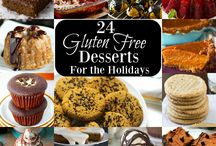 *~ Dishing Delish Recipe Roundups ~* / Awesome roundups of gluten free recipes! / by Dishing Delish