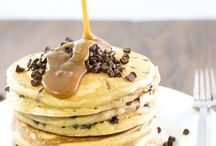 Pancakes, Waffles, Etc