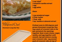 Pampered Chef Recipes / by Kimberly Long