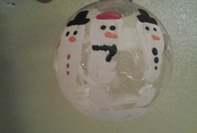 crafts / ideas winter  holiday / by Nellie Welch-Wrenn
