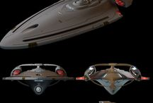 Star Trek Ships / Star Trek and it's ships
