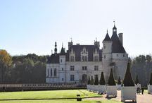 Chateau de Chenonceau / Photographs from a trip to Chenonceau during the autumn,