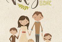 Illustration Family