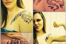 tattoo / by Hannah Clark