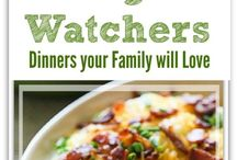 Weight watcher dinners