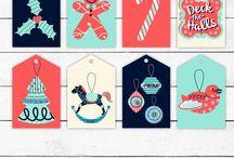 Christmas / Design and Illustration for Christmas