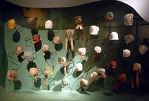 Hat display ideas / by Tuff Kookooshka