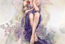 Άγγελοι κ Νεράιδες