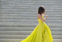 Lime & Yellow