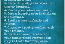 National Poetry Month/Poem in Your Pocket Day