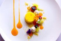 Creating fine food is an art