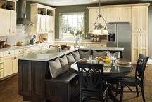 kitchen redo / by Shelly Bluis