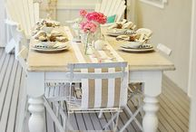 Coastal styling and decor / by Allison Feely