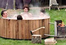 bath teak