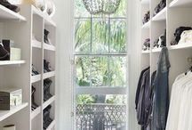 Closets and Organization