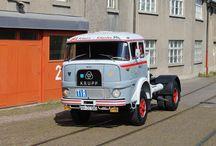 """Legendary & Oldtime KRUPP Trucks / Trucks of the European, Legendary,Oldtime & Extincted brand, KRUPPS,of the 50""""s & 60""""s."""