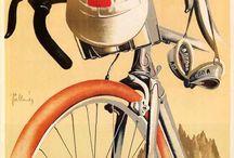 Pyöräily / Classic bikes