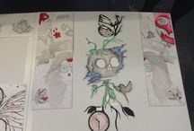 My art / My artworks for this years artboards