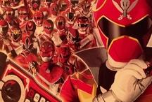 Super Sentai / by Fadhli Sadar
