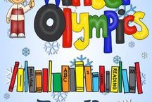 Library Olympics / by Amber Hauschen