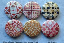 Planted Seed Designs Quilt Dots / Planted Seed Designs Quilts & Fabric