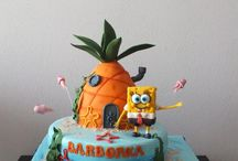 Spongebob Cakes / Spongebob themed cakes